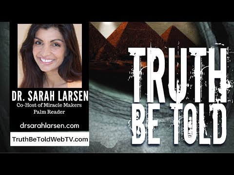 Touring Ancient Egypt with Dr. Sarah Larsen - The Mysteries and History of Ancient Egypt