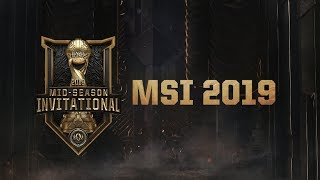 MSI 2019 Finali: Team Liquid ( TL ) vs G2 Esports ( G2 )