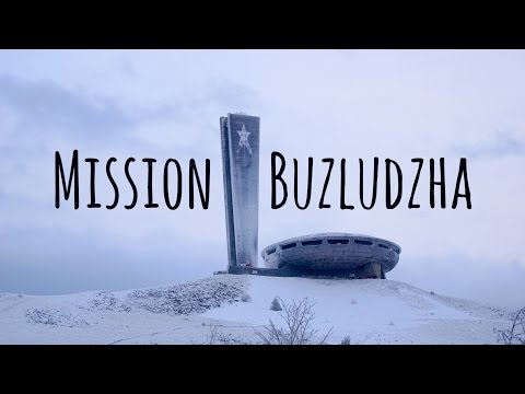 Mission Buzludzha: the abandoned Communist UFO / Lost Places Urbex Bulgaria