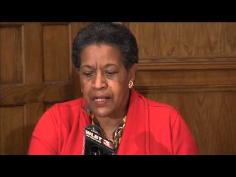 Myrlie Evers-Williams on future of civil rights movement