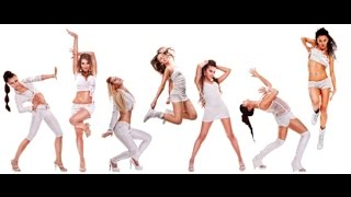 Уроки клубных танцев для девушек