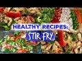 HEALTHY RECIPES: Chicken Stir Fry!