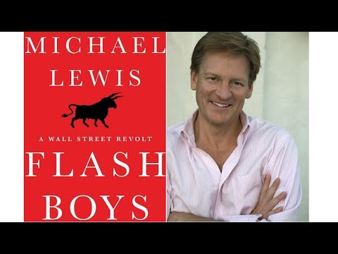Flash Boys   with Michael Lewis