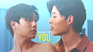 mork & pee  | shape of you