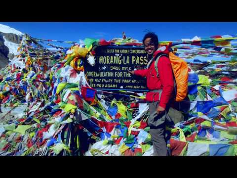 Annapurna Circuit in 7 days - A short trek guide