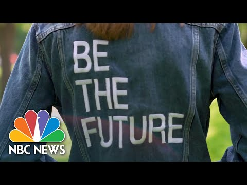 Young Activists Lead The Fight For Climate Reform   NBC News NOW