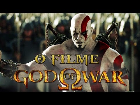 Trailer do filme God of War 1 O Filme