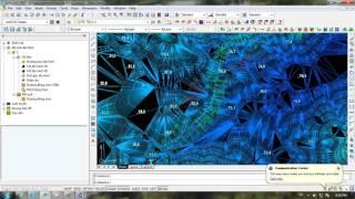 Hướng dẫn vẽ đường phân thủy tụ thủy cực nhanh và chính xác