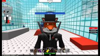 what does the fox say roblox parody