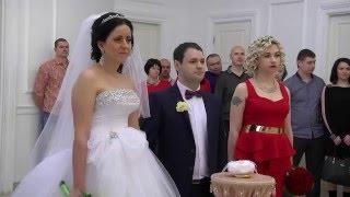 свадьба видео.Липецк