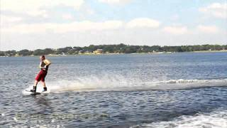 How to Wakeboard: Wake Jump Variations