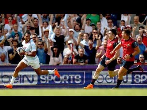 Munster vs Racing Semi Final TRIES