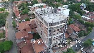 Avance de Obra Edificio AGORA Villa Morra - MAYO 2020
