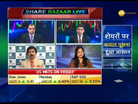 Share Bazaar Live: Realty, infra, auto, fertiliser companies expected to trade well today