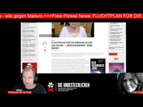 Freie Presse News: Organhandel mit Migranten +++ Deutsche befürworten totale Kontrolle u.a.