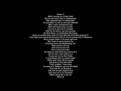 Logic - The Jam [Lyrics]