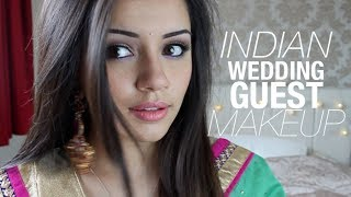 Tutorial | Indian Wedding Guest Makeup Look #1 | Kaushal Beauty Thumbnail