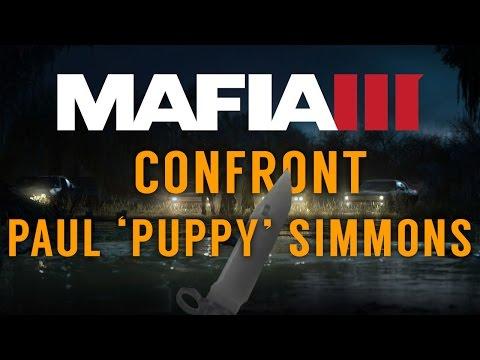 Mafia 3 - Mission 72 - Confront Paul 'Puppy' Simmons