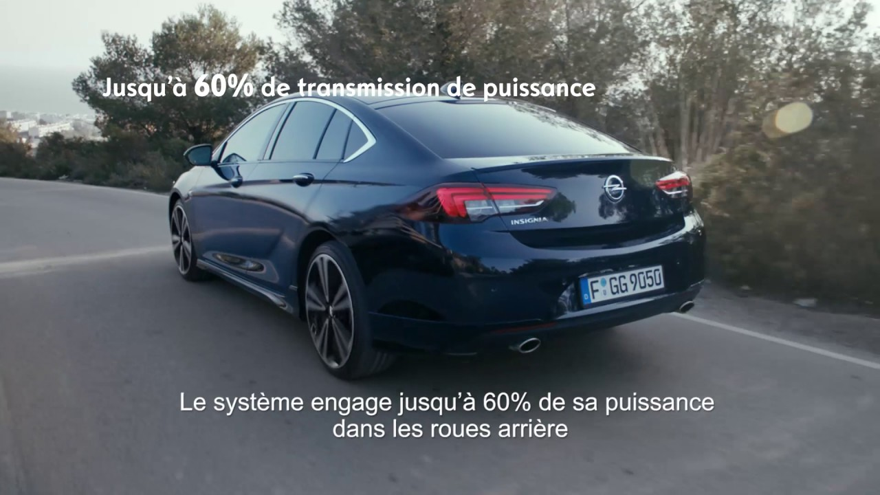 power with precision la nouvelle opel insignia youtube. Black Bedroom Furniture Sets. Home Design Ideas