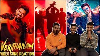VERITHANAM Video Song Reaction | BIGIL | Thalapathy Vijay | A.R Rahman | Atlee.mp3
