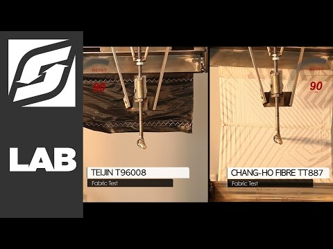 Switch Labs - Trailing edge fabric test