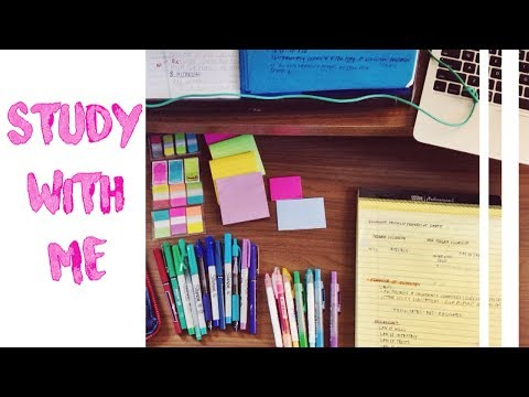 🔴 STUDY WITH ME 💯📚 - LIVE | STUDYING ALL DAY | Writing my thesis!