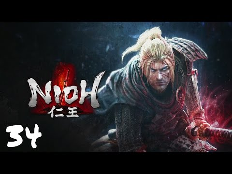 Nioh - Let's Play Part 34: The Ocean Roars Again (Umi-Bozu Attempts)