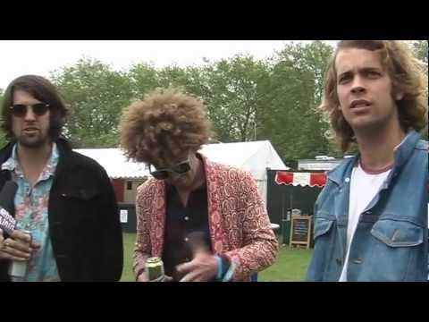 POND at Field Day 2012 / interview