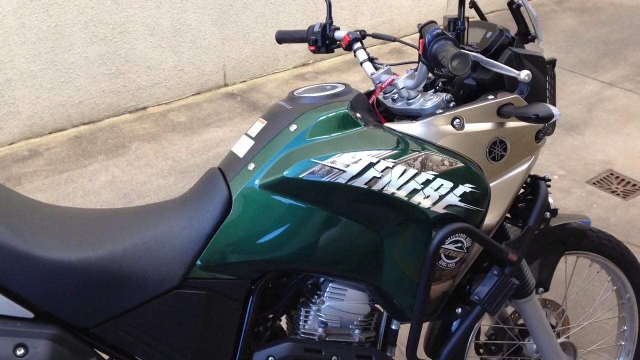 Yamaha T U00e9n U00e9r U00e9 250 Verde 2016  17 - Walkaround