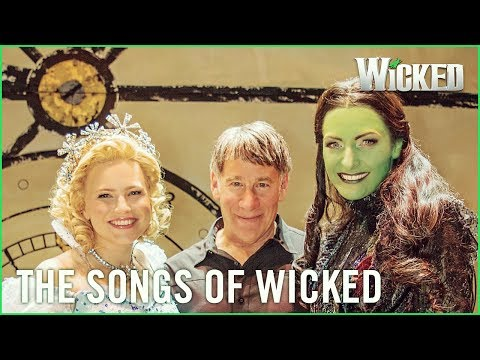 Wicked UK | 'Defying Gravity' Lyric Video