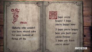 Wicked UK | 'Defying Gravity' Lyric Video