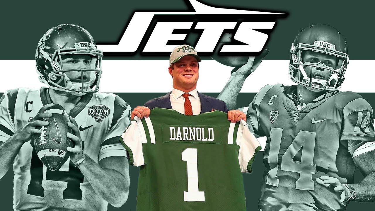 Sam Darnold Highlights Hd The Ny Jets Savior