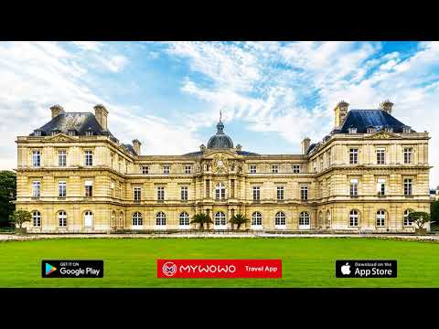 Luxembourg – Palast – Paris – Audioguide – MyWoWo Travel App