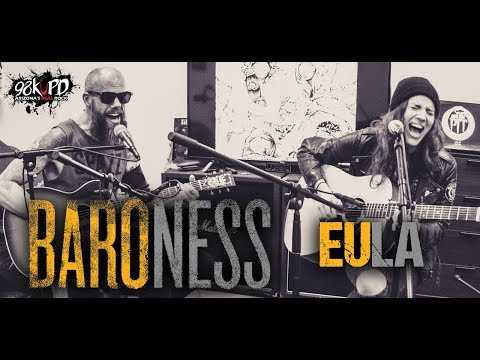 Baroness - Eula Acoustic Live At 98KUPD