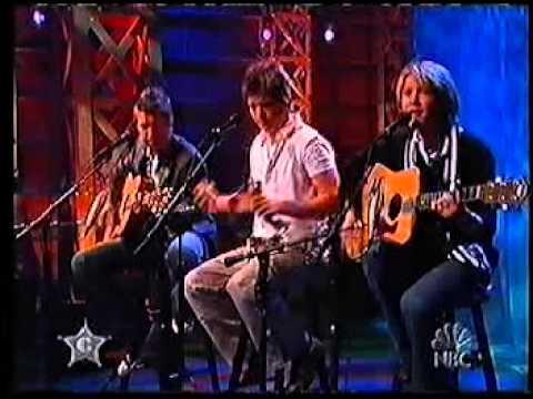 Hanson - Penny & Me acoustic 2003