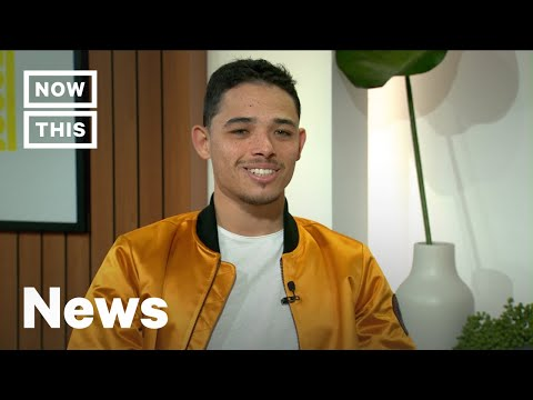 'A Star is Born' Actor Anthony Ramos Talks About His Journey to Stardom | NowThis