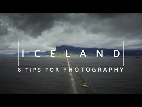 8 Tips for Landscape Photography in Iceland | Best Travel tips for Iceland