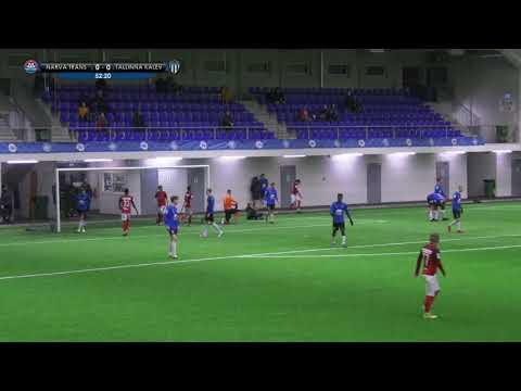 Trans Narva Tallinna Kalev Goals And Highlights