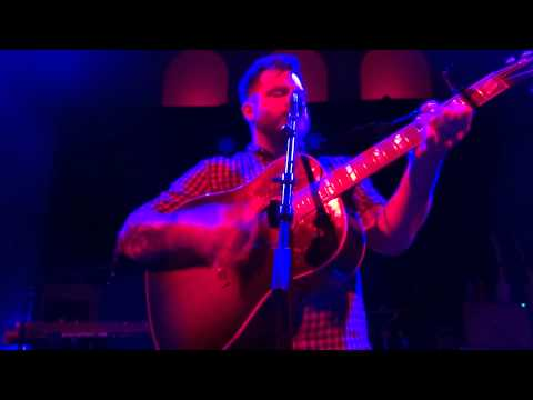 "Dustin Kensrue - ""Wrecking Ball"" [Miley Cyrus cover acoustic] (Live in San Diego 6-5-15)"