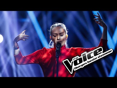 Ingeborg Walther - Space Oddity | The Voice Norge 2017 | Live show