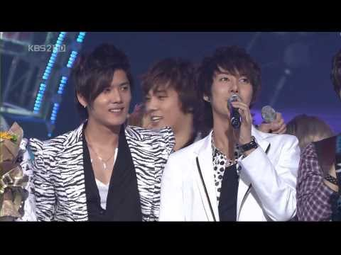 1080p HD SS501 Love Like This Wins First Place on usc B@nk 091120