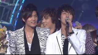 """Cover images [1080p HD] SS501 """"Love Like This"""" Wins First Place on 