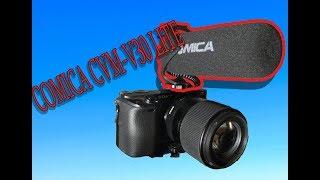 Rode VideoMicro vs Comica CVM-V30 Lite - Review and Comparison