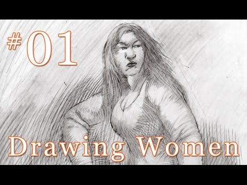 How to draw girl getting fucked