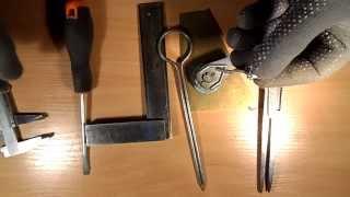 Шайбы для нового замка почтового ящика(, 2014-01-13T18:16:04.000Z)