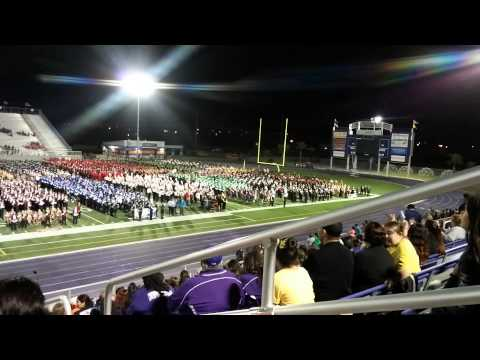 The 2014 Pigskin Competition results in San Benito, Texas