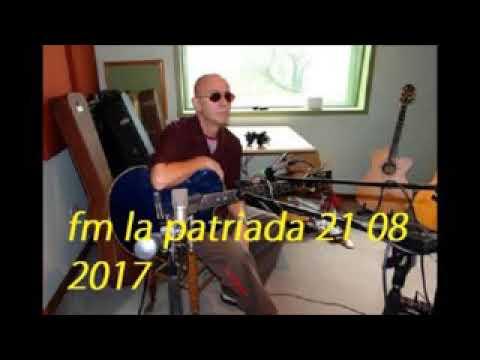 Entrevista Indio Solari Radio La Patriada 21/08/2017