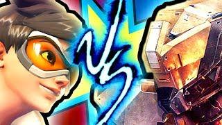 Overwatch Vs. Destiny