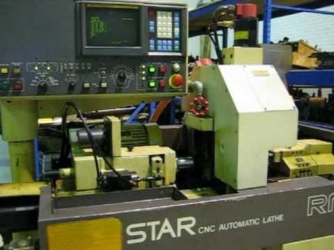 Star RNC-16 CNC Lathe