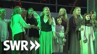 Ein Dorf macht Musical - Schlossfestspiele Zwingenberg | SWR Made in Südwest